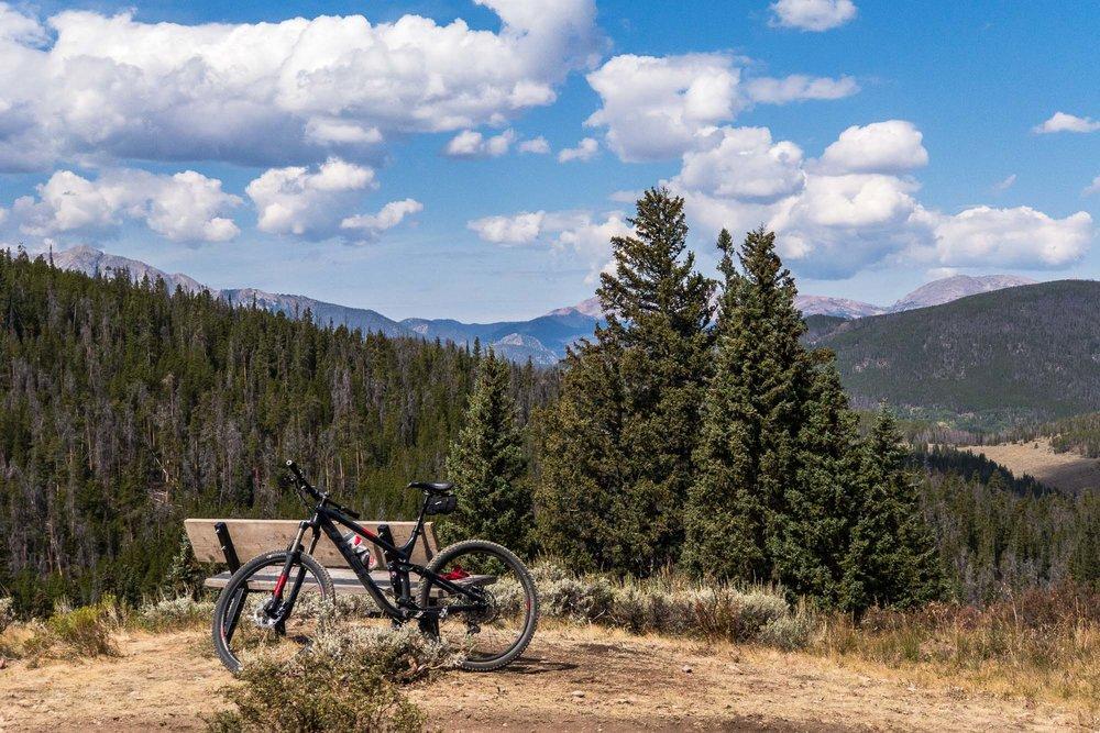 Breckenridge Biking
