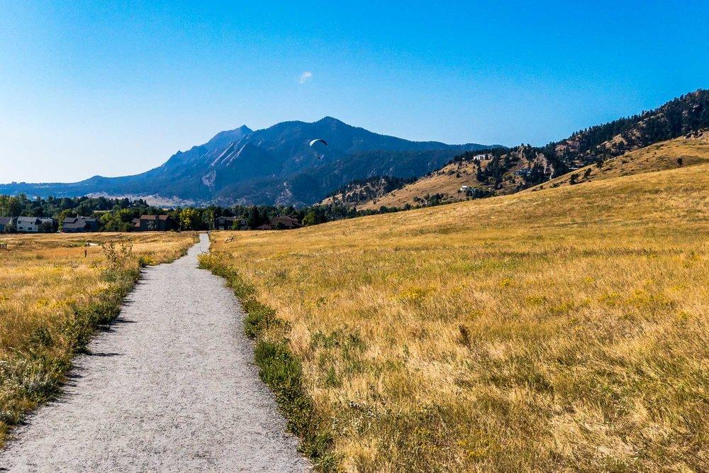 Flatiron Trails