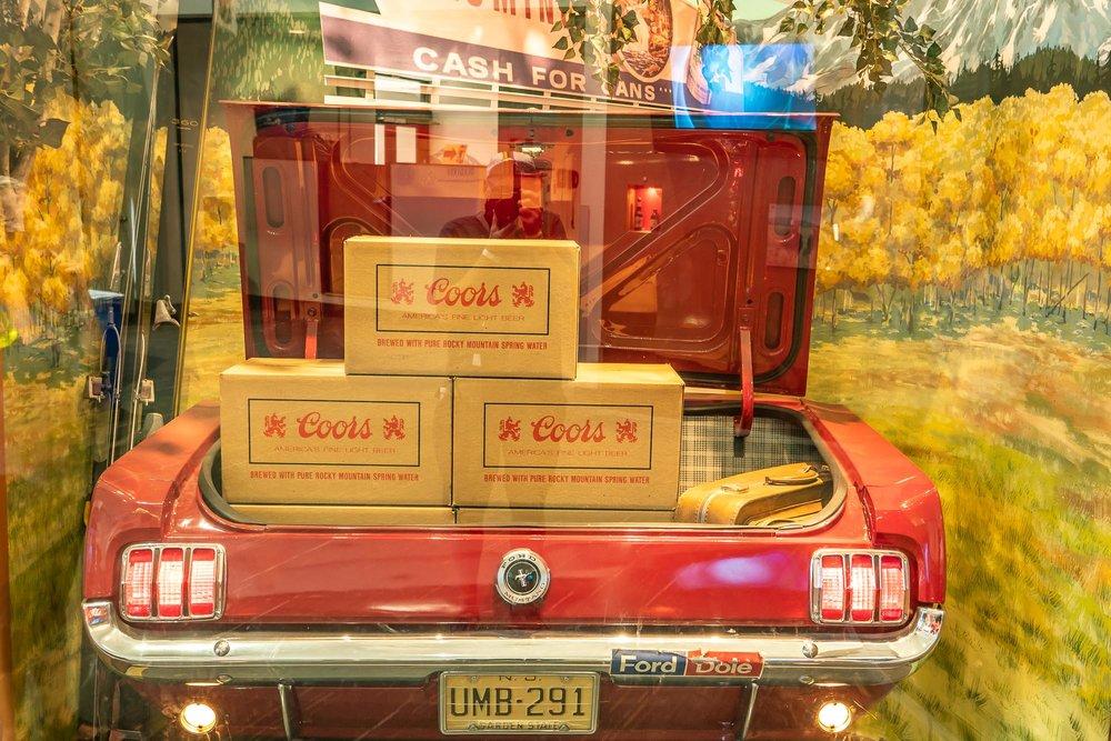 Coors Tour