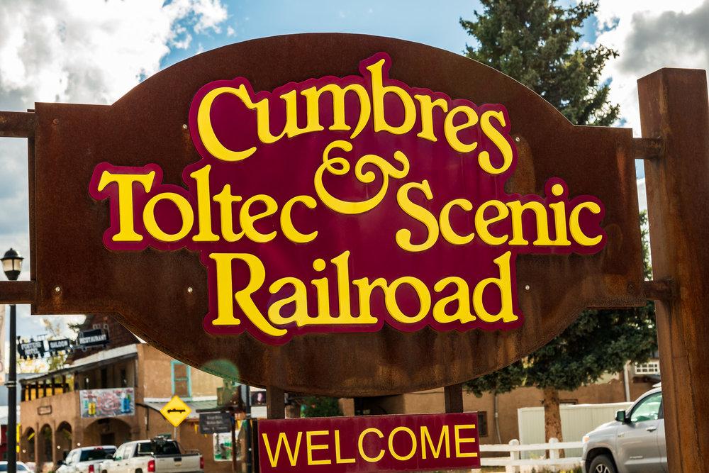 Cumbres and Toltec Scenic Railway