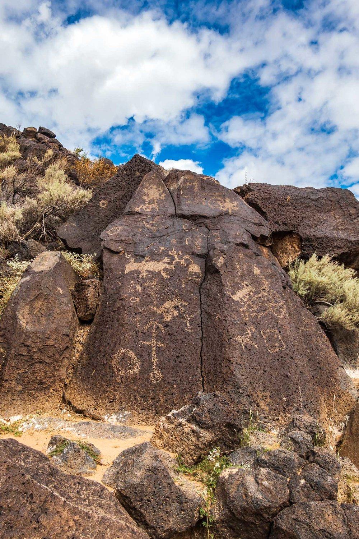 Petroglyph NatMon