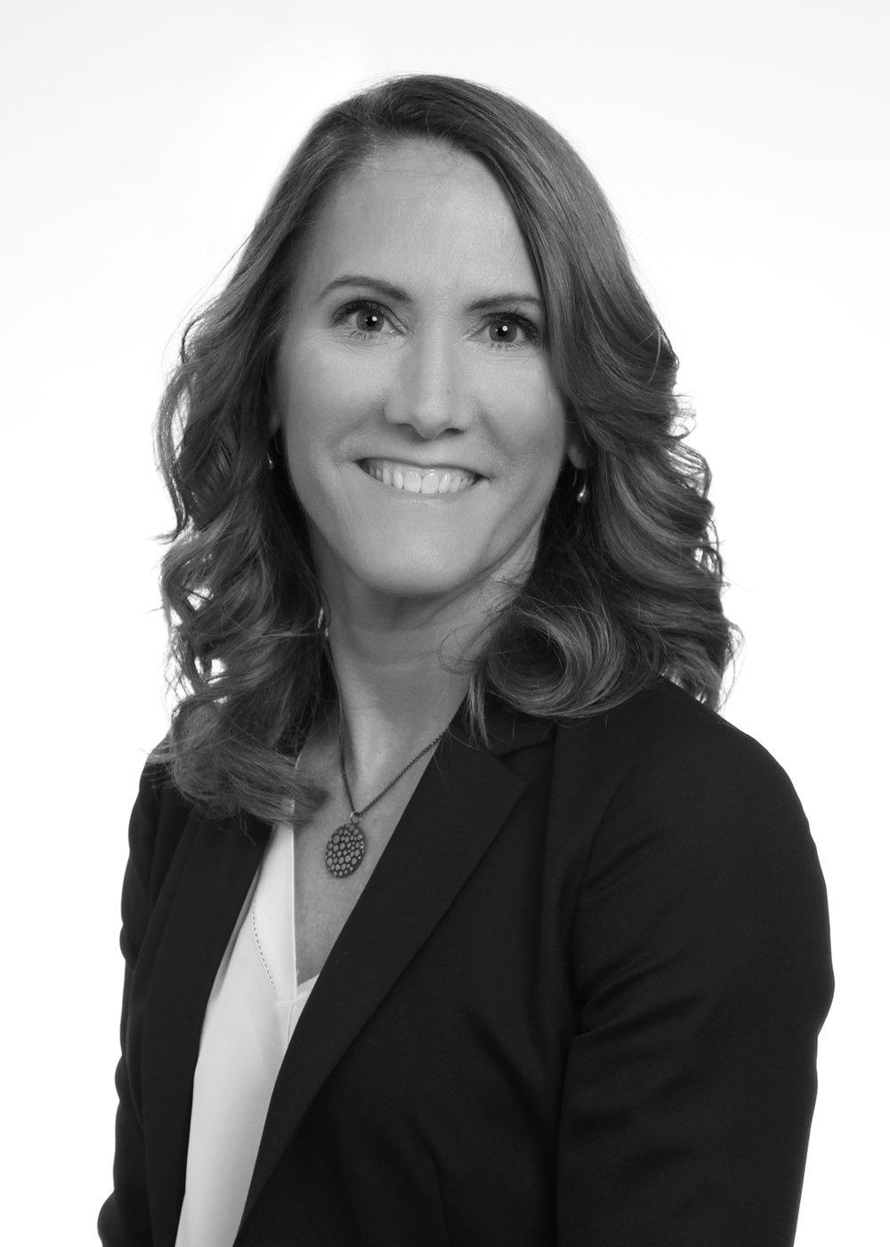 Kim Andrews, CFO