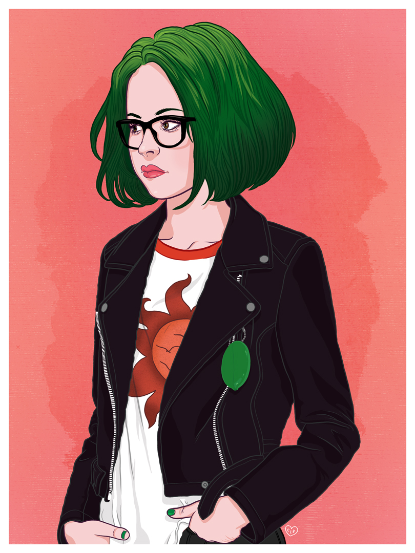 Enid Coleslaw of Ghostworld