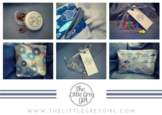 The Little Grey Girl - Product Postcard