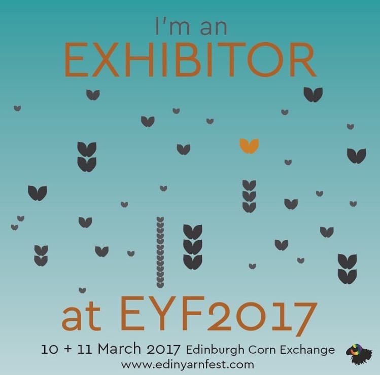 Edinburgh Yarn Festival 2017