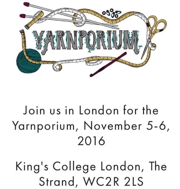 Yarnporium - London 2016