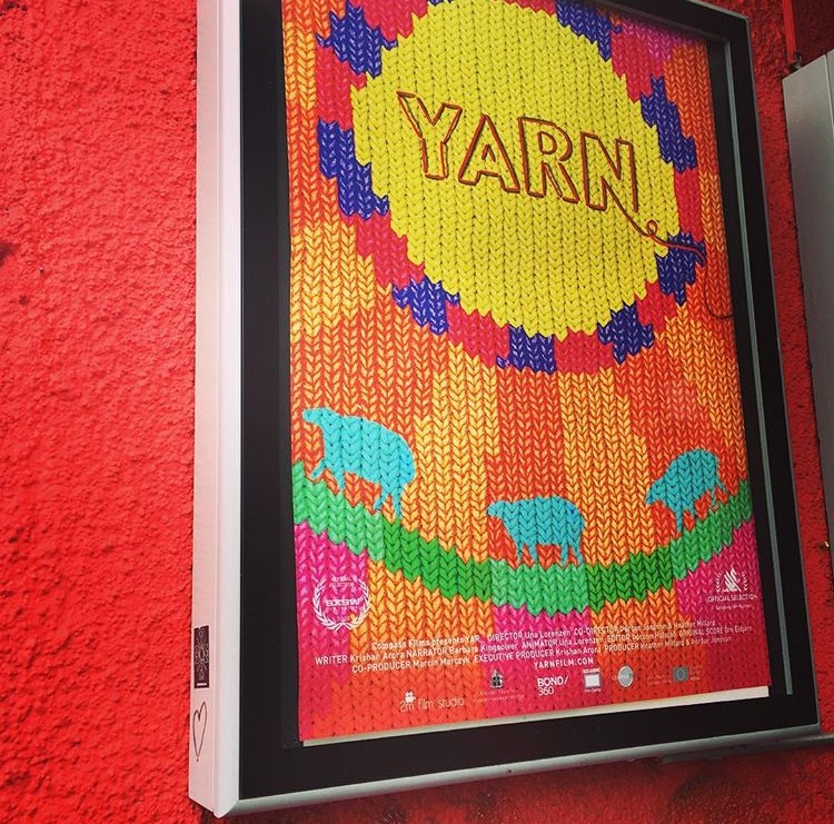 Yarn the Movie - Pop Up Market
