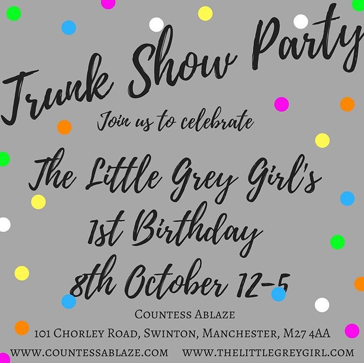 1st Birthday Party with Bubbles and Cake - Countess Ablaze, Manchester