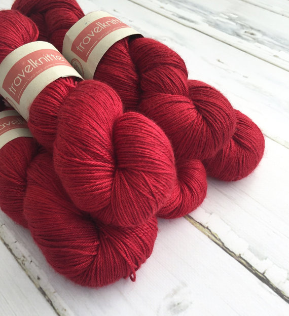 Double Happiness from Travelknitter