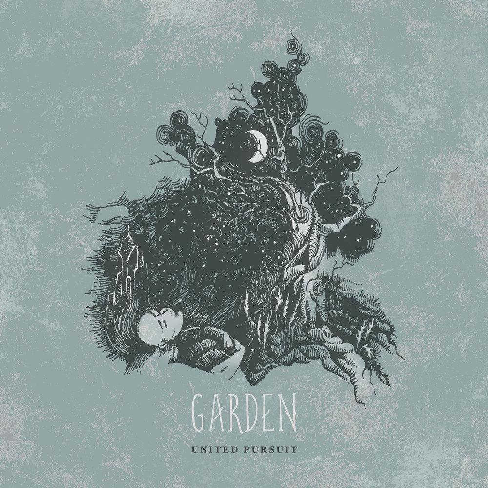 Garden – artwork by  @dreamrootvisuals