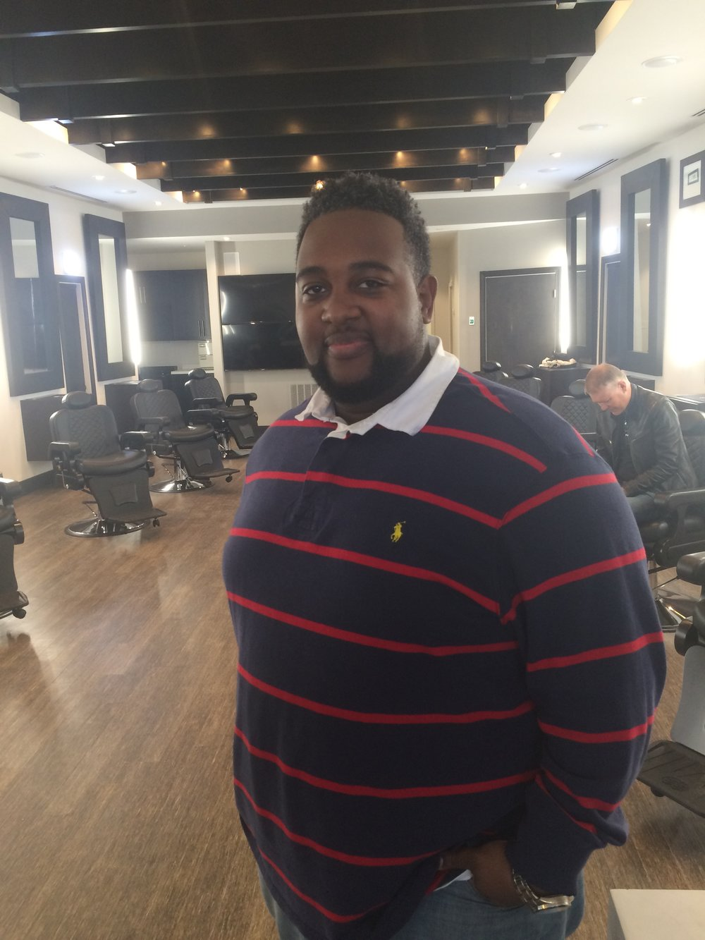 Calvin Denson - Master Barber Instructor