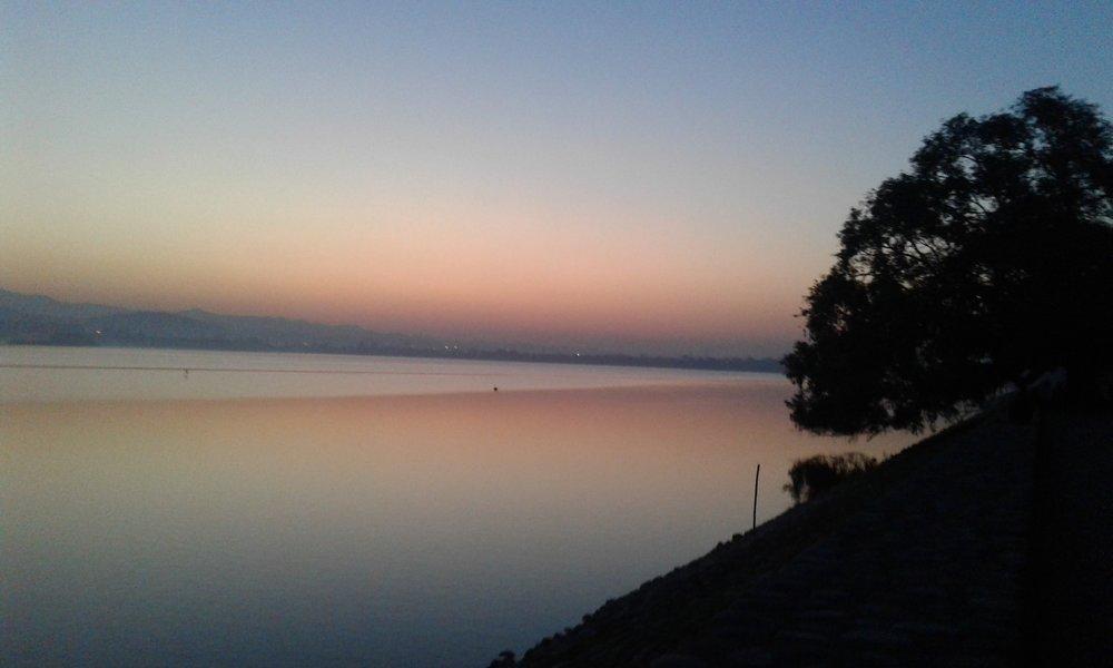 Sukhna Lake Chandigarh, Punjab