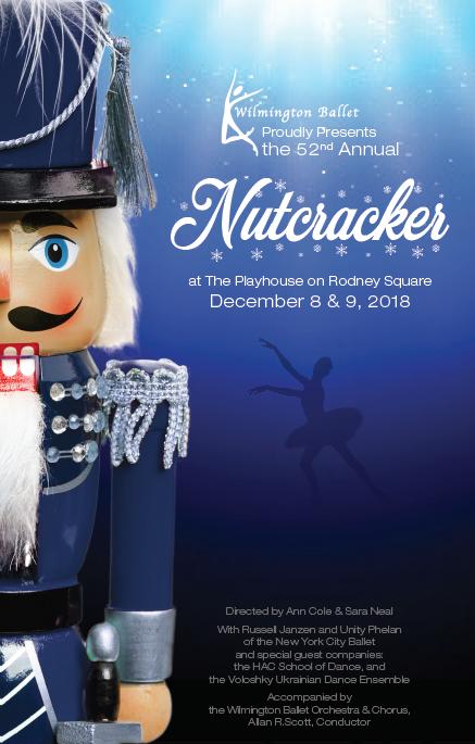 Wilmington Ballet 2018 Nutcracker program cover.png
