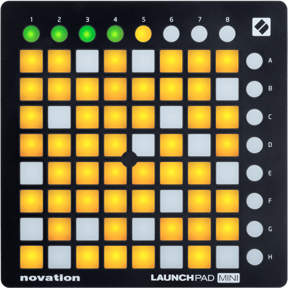 {Launchpad Mini : Traktor 2} Mapping