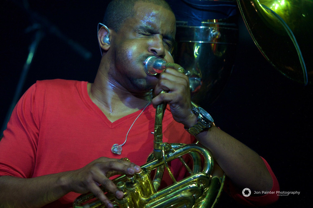 Tuba Gooding, Jr. plays with The Roots - Orlando Calling