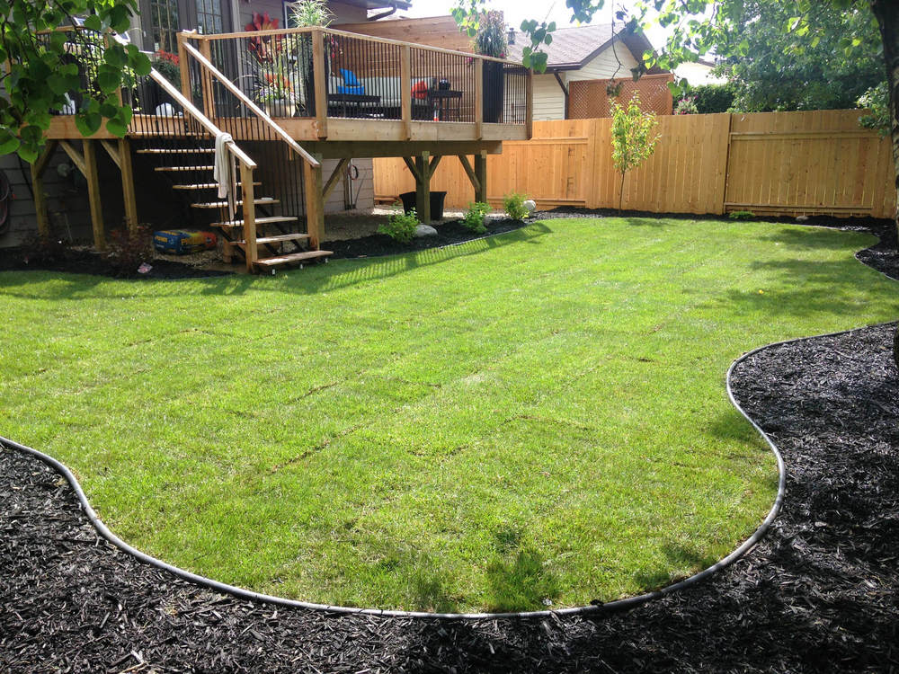 Full service landscaping