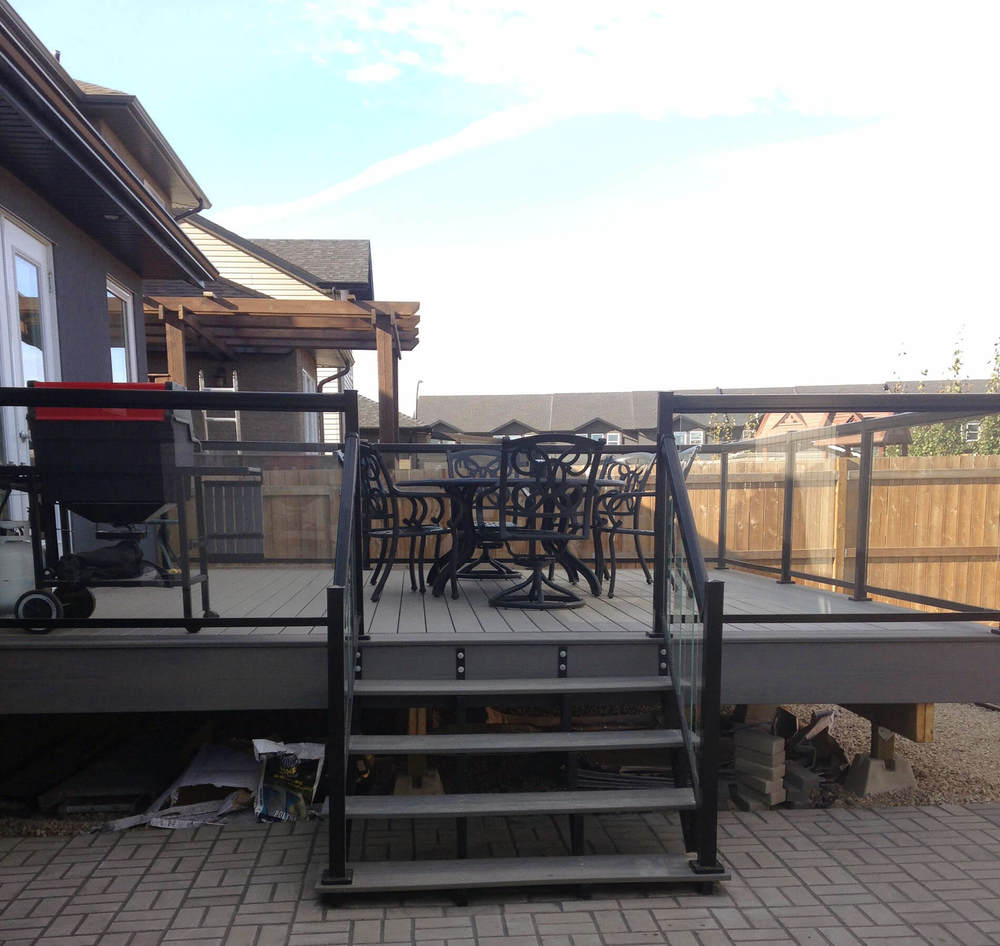 Deck and Patio Installation