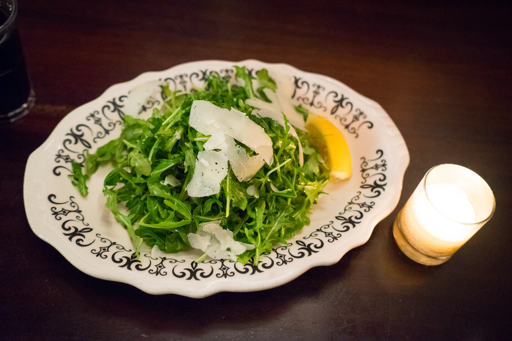 Excellent salad.