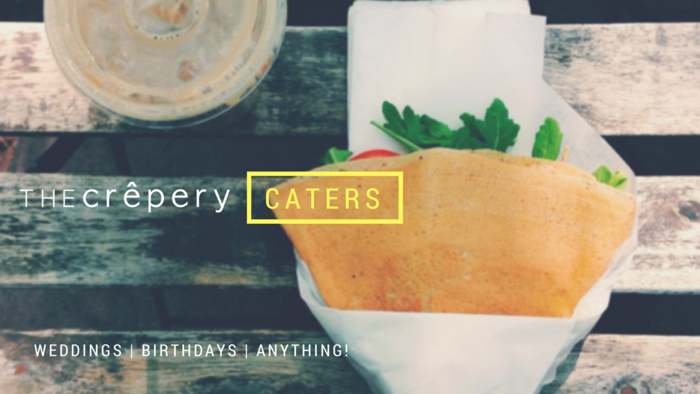The Crepery Catering