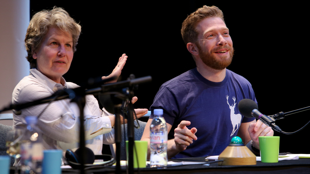 The News Quiz with Sandi Toksvig