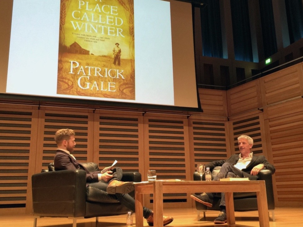In Conversation with Patrick Gale