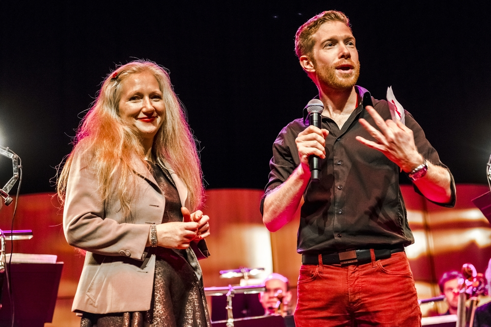 Hosting at the Southbank Centre, London
