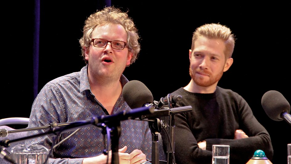News Quiz with Miles Jupp