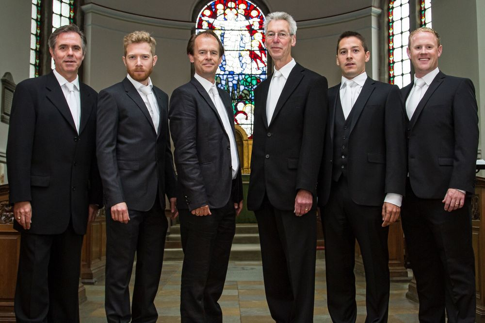 Opus Anglicanum: John Bowen, Zeb Soanes, Roland Robertson, John Rowlands Pritchard, Stephen Burrows, Nick Madden
