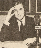 John Touhey at the BBC