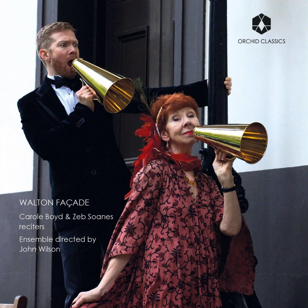 New recording of Walton Façade
