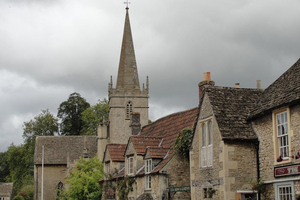 St. Cyriac's Church, Lacock, Wiltshire