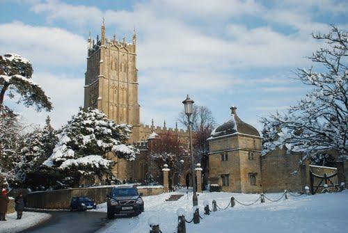 St James' Church, Chipping Campden