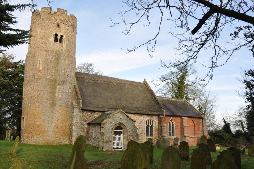 St. Mathias, Thorpe-next-Haddiscoe