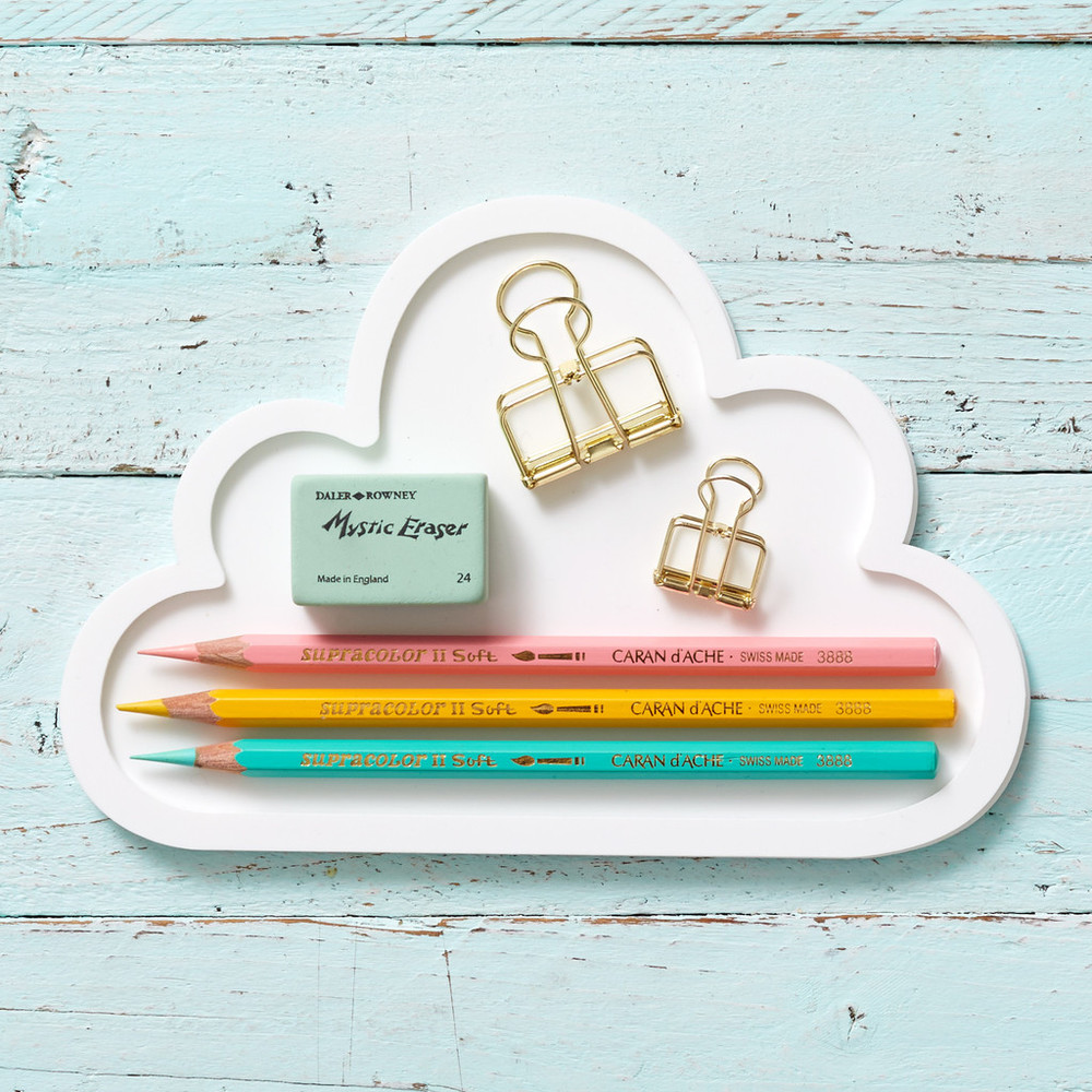 Cloud Desk Tidy by Pygmy Cloud/Pygmycloud.com - £14