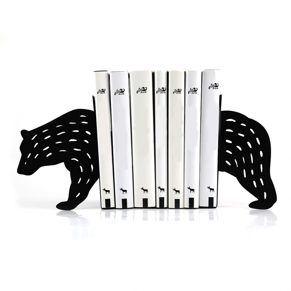 Bear Book Ends by Lena & Dimitriy Ol'shevskiy/Howkapow - £35