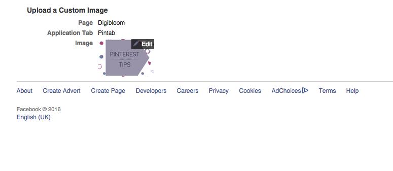 Designing Facebook Page Tabs