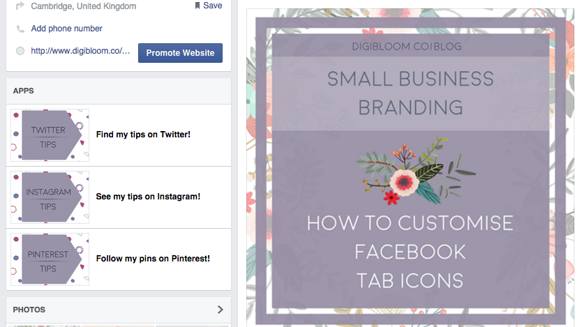 Small Business Branding Tips For Facebook