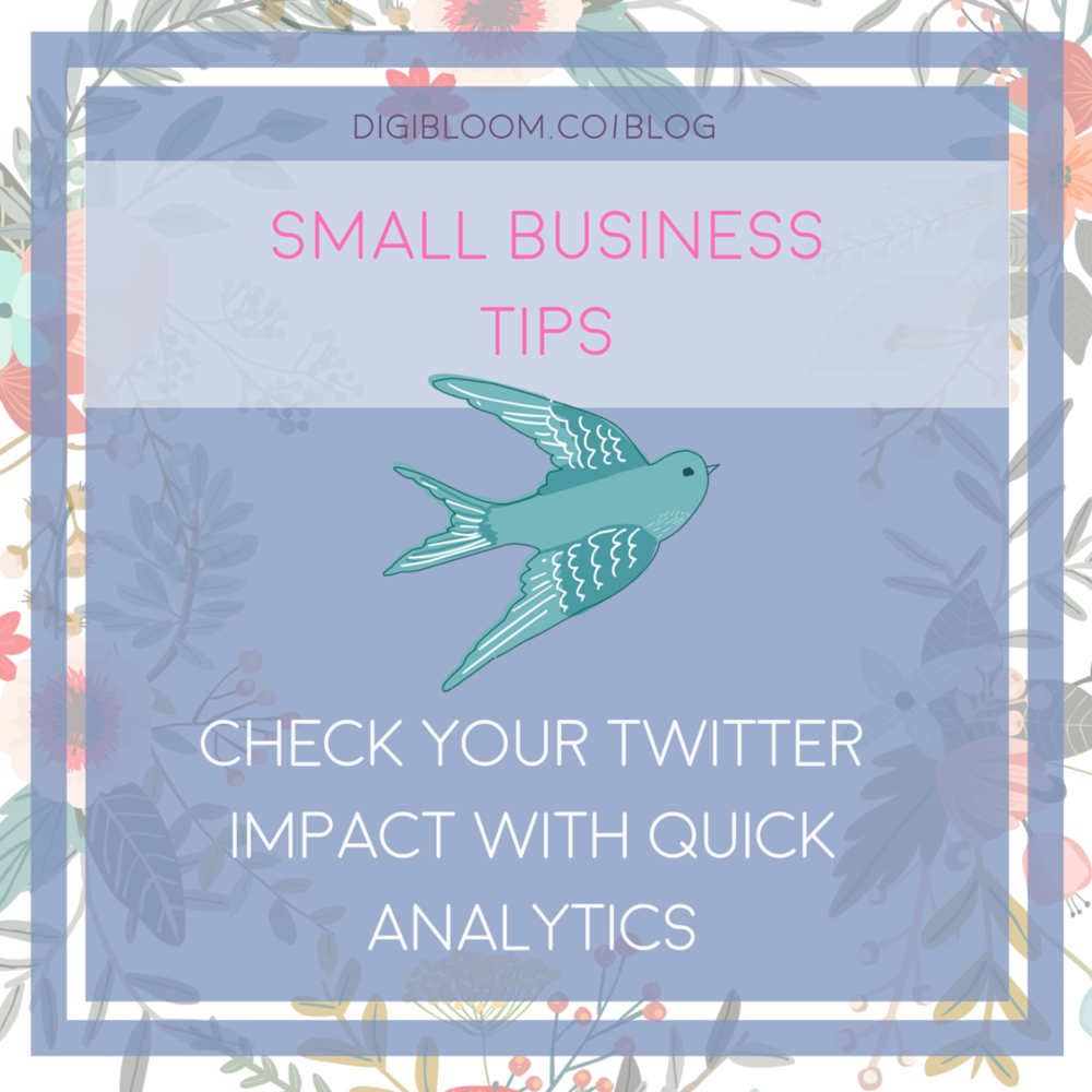 How to check Twitter Analytics for your small business