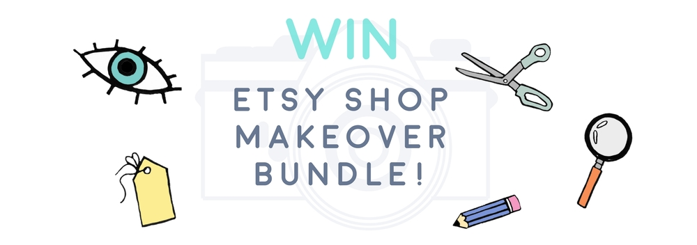 WIN an etsy shop makeover bundle with Digibloom and Diana Stainton Photography