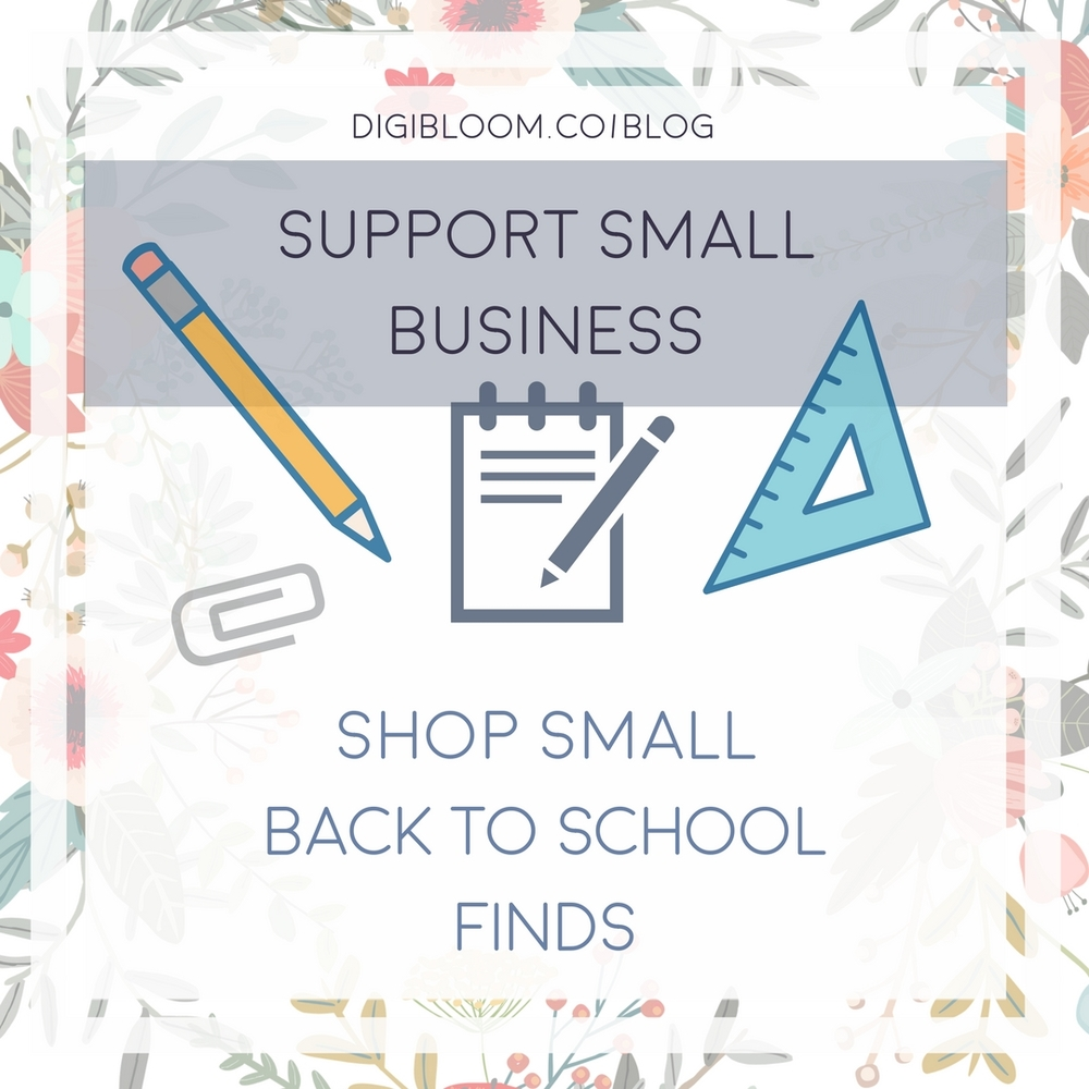 Shop small for back to school finds from small businesses
