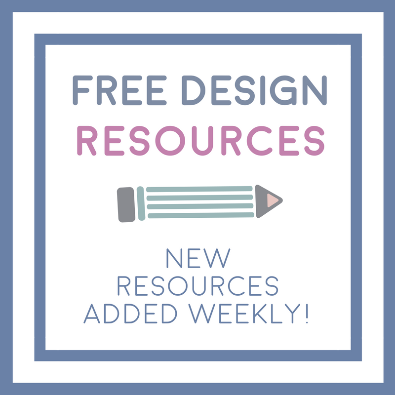 Free design resources for small businesses