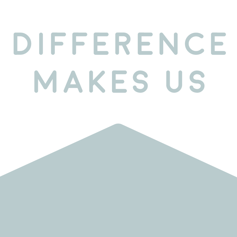 Difference Makes Us - Etsy Campaign