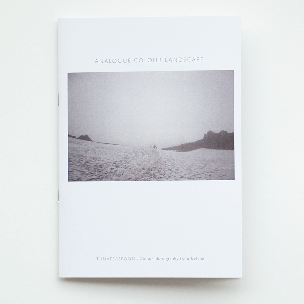 Win Tiinateaspoon's Analogue Colour Landscape artist's photography book!
