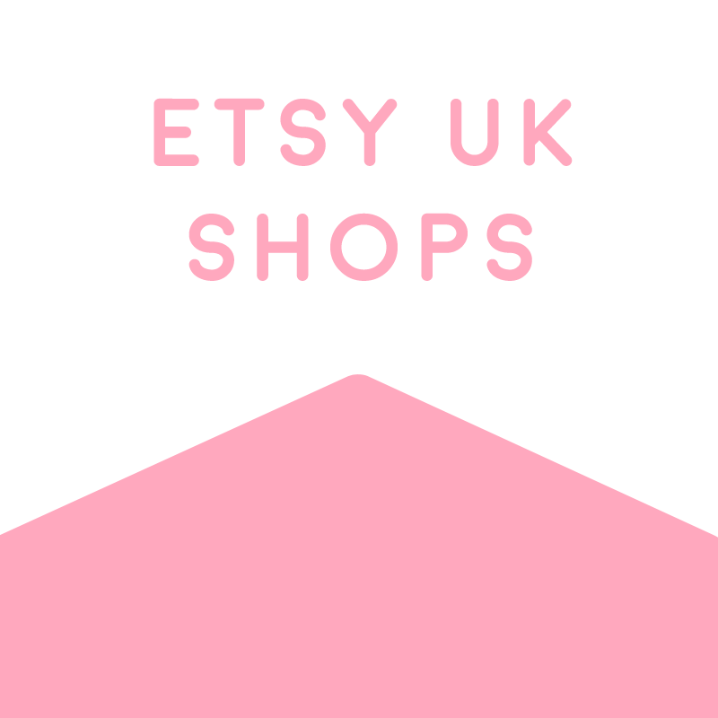 Etsy UK shops