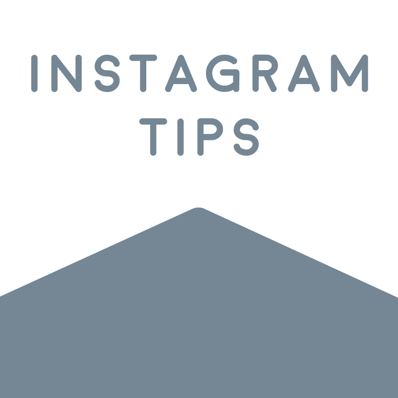 Instagram Tips for small businesses and Etsy sellers