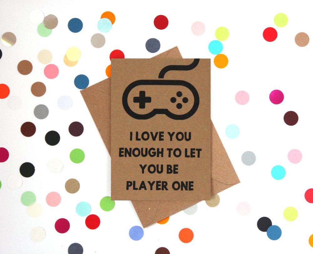 Gamer Valentine