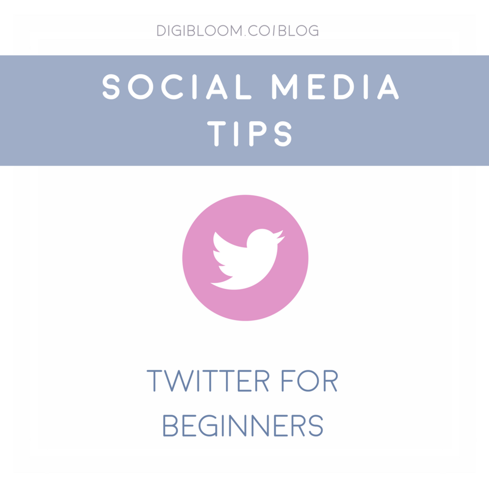 How to use Twitter for your small business - beginners tutorial