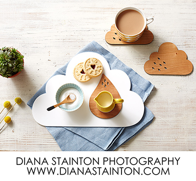 Etsy product photographer Diana Stainton