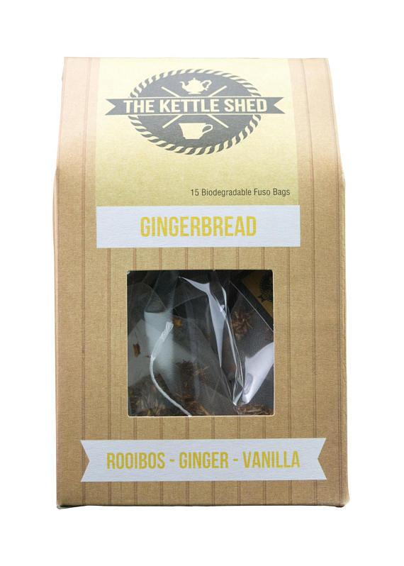 Gingerbread tea