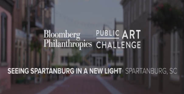 Seeing Spartanburg in a New Light   Spartanburg, South Carolina's project uses public art to promote crime prevention and as a catalyst for building police-community relations. As interviews with police officers show in this documentary, the light-based project, designed by artist Erwin Redl, is already bringing together residents and law enforcement officials.